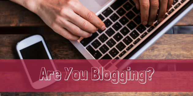 are-you-blogging