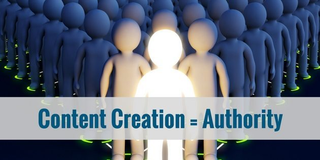 Four Ways Creating Content Can Make You An Authority In Your Niche