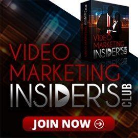 Video Marketing Insider's Club
