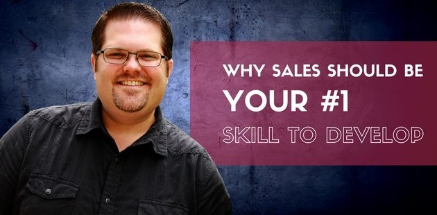 Why Selling Is The #1 Skill You Will Learn for YOUR Biz (and how to do it better!)