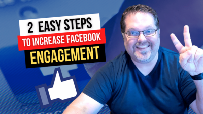 Two Simple Steps To Increase Engagement On Social Media