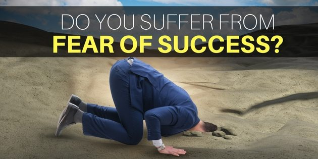 Fear of Success: Three Ways You Could Be Subconsciously Hindering Your Results