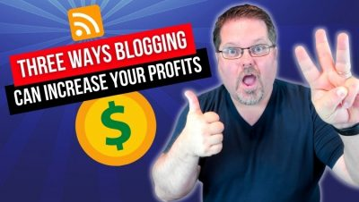 3 Ways Blogging For Business Can Increase Your Profits