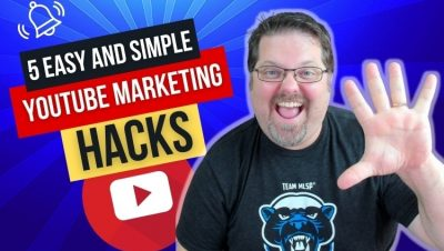 5 YouTube Marketing Hacks For Ramping Up Your Lead Flow